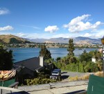 View of Lake Wakatipu from the Ward's