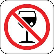 booze free
