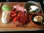 The Grounds breakfast board