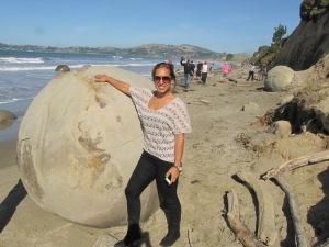 NN & the Moeraki Boulders