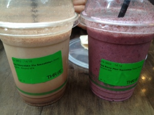 Smoothie, 2 times