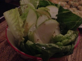 cos side salad