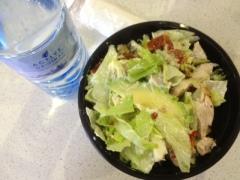 Chicken/avo salad